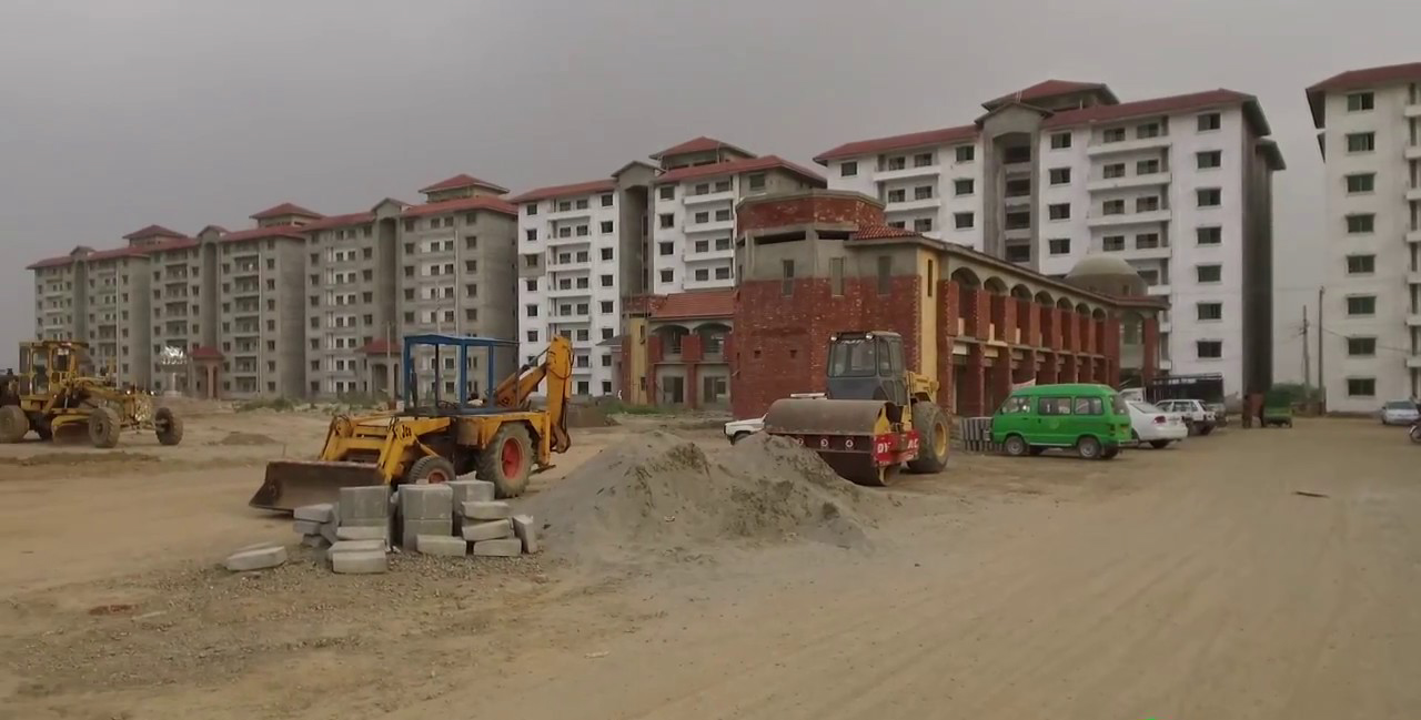 Construction of High Rise Building